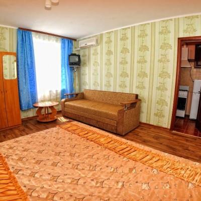 Номера гостевого дома «Розовый фламинго» у мыса Казантип, фото 3