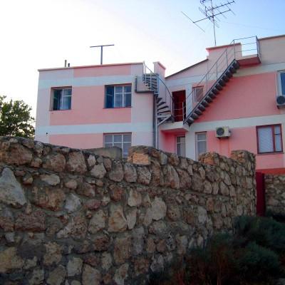 Гостевой дом «Розовый фламинго» у мыса Казантип, здание, фото 2
