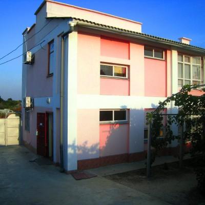 Гостевой дом «Розовый фламинго» у мыса Казантип, здание, фото 3