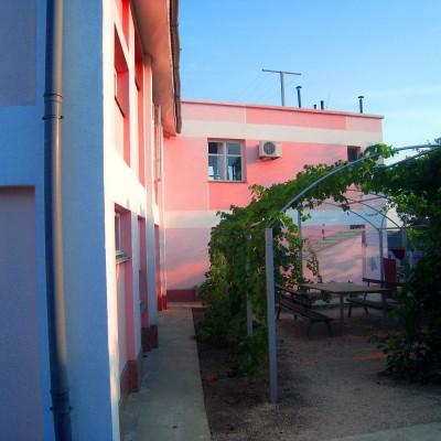 Гостевой дом «Розовый фламинго» у мыса Казантип, здание, фото 4