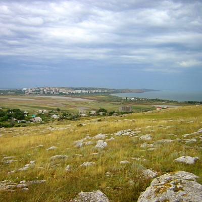 Мыс Казантип в Крыму, фото 3