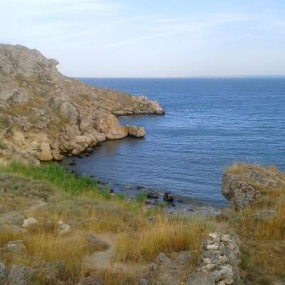 Мыс Казантип в Крыму, фото 8