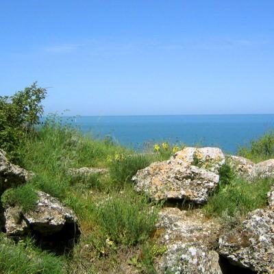 Мыс Казантип в Крыму, фото 9