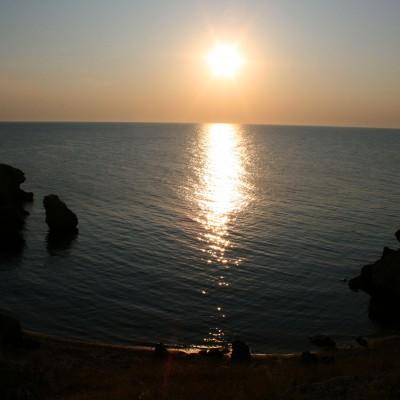 Мыс Казантип в Крыму, фото 11