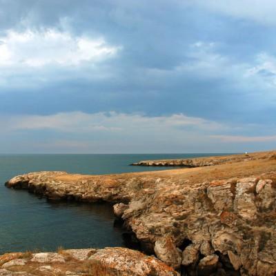 Мыс Казантип в Крыму, фото 14