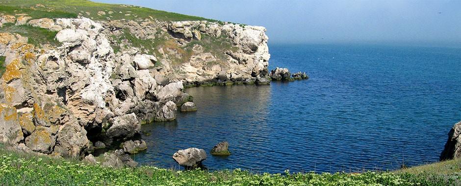 Мыс Казантип в Крыму, фото 1