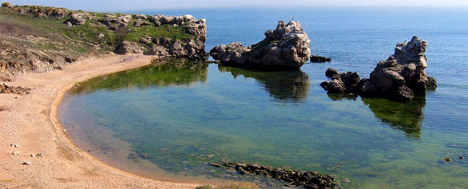 Мыс Казантип в Крыму, фото 2