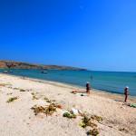 Пляж «Татарка» в Мысовом